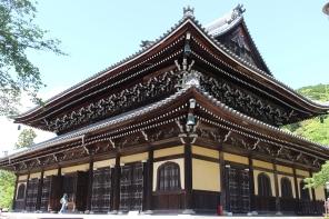 Nanzenji Temple Closeup